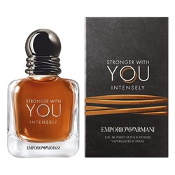 Giorgio Armani Stronger With You Intensely for men 100 ml, 5.00